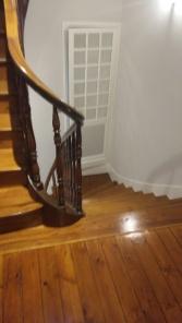 stairs and railings, venetian glass
