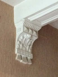 This one of the beautiful original mouldings